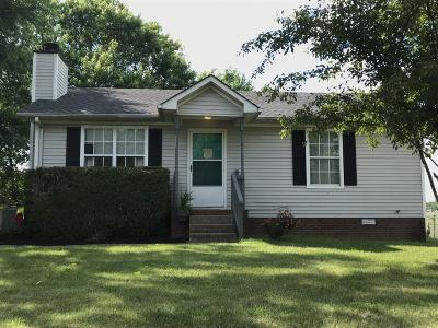 Oak Grove Single Family Home Under Contract - Not Showing: 816 Washington Ave