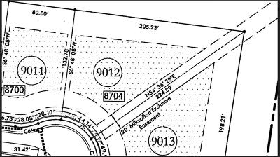 College Grove Residential Lots & Land For Sale: 8704 Belladonna Dr