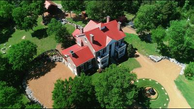 College Grove Single Family Home For Sale: 8221 Horton Hwy