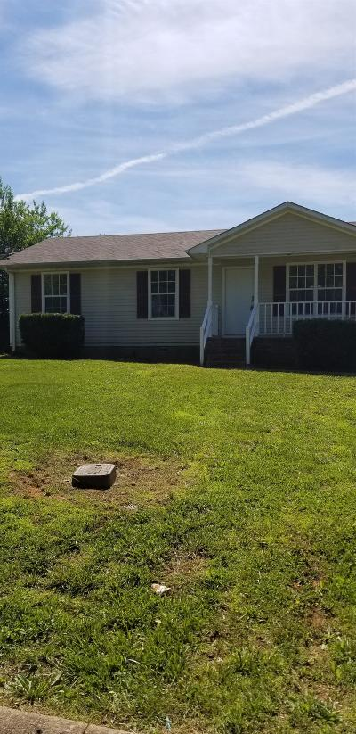 Oak Grove Single Family Home Under Contract - Showing: 612 Artic