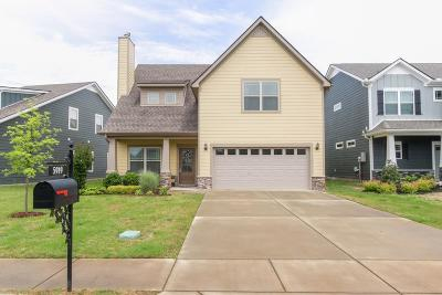 Murfreesboro Single Family Home For Sale: 5919 Enclave Dr