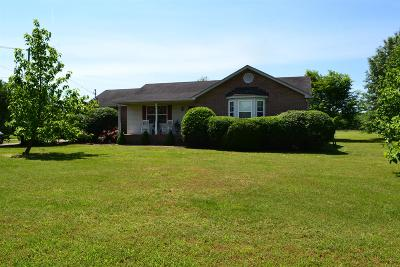 Wilson County Single Family Home Under Contract - Not Showing: 2289 Franklin Rd