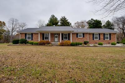 Robertson County Single Family Home For Sale: 4125 Cross Plains Rd
