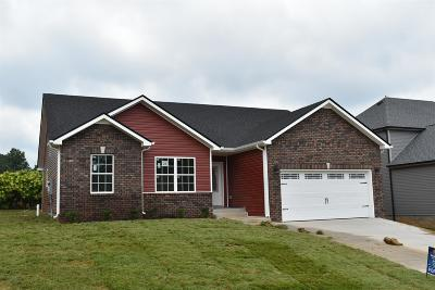 Clarksville Single Family Home For Sale: 24 Bell Chase