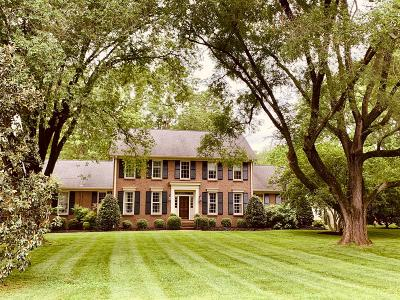 Nashville Single Family Home Under Contract - Showing: 6356 Chickering Cir