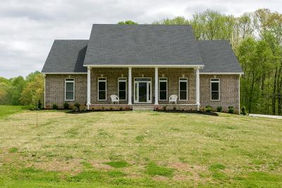 Springfield Single Family Home For Sale: 8882 New Chapel Rd
