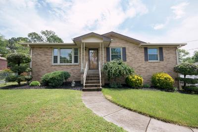 Hermitage Single Family Home Under Contract - Not Showing: 8308 Gordon Ln