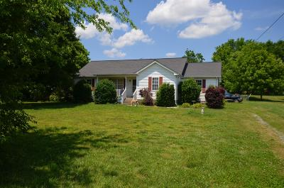 Murfreesboro Single Family Home Under Contract - Not Showing: 227 Jonathan Way