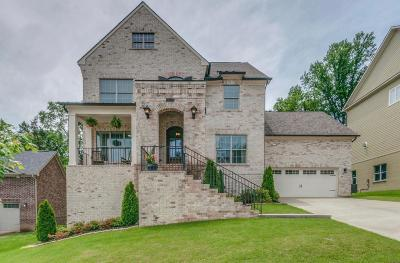 Williamson County Single Family Home Under Contract - Showing: 5060 Aunt Nannies Pl