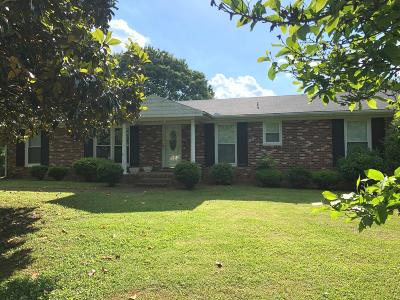 Murfreesboro Single Family Home For Sale: 906 Westside Ct