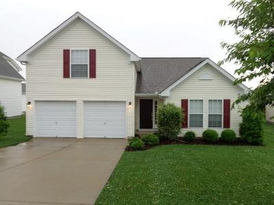 Spring Hill Rental For Rent: 1016 Mallory Ln