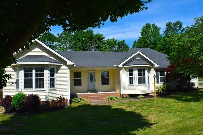 Clarksville Single Family Home For Sale: 3486 Barkers Mill Rd