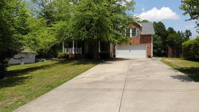 Cheatham County Single Family Home For Sale: 1073 Heatherwood Rd
