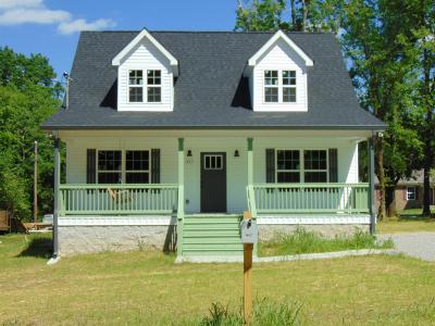 Marshall County Single Family Home For Sale: 411 Will Murphy Rd