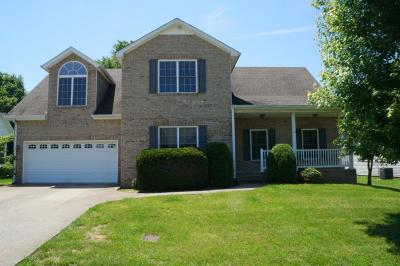 Montgomery County Single Family Home For Sale: 942 Willow Cir