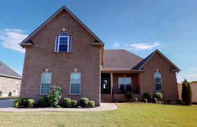Murfreesboro Single Family Home For Sale: 3423 Shady Forest Dr