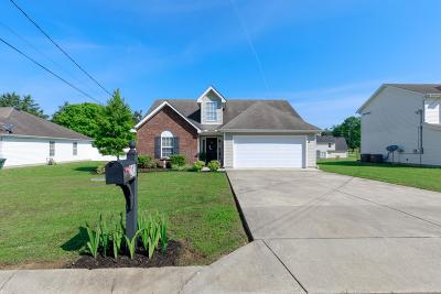 Murfreesboro Single Family Home Under Contract - Showing: 217 Breeze Dr