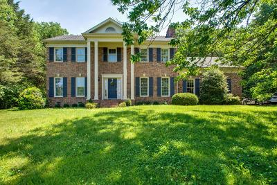 Nashville Single Family Home For Sale: 6021 Temple Rd