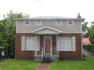 Montgomery County Single Family Home For Sale: 1154 .5 College East St