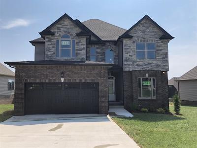 Clarksville Single Family Home For Sale: 1239 Juniper