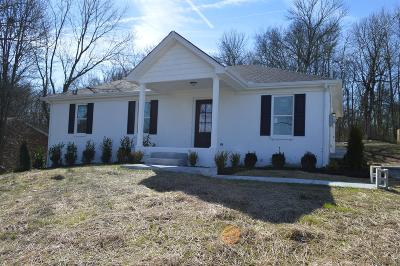 Hendersonville Single Family Home For Sale: 130 Hillsdale Dr
