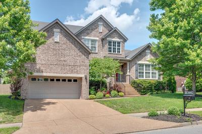 Franklin Single Family Home Under Contract - Showing: 3048 Westerly Dr