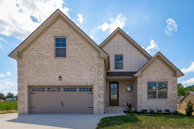 Clarksville Single Family Home For Sale: 108 Hereford Farms