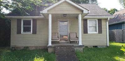 Nashville Single Family Home For Sale: 922 N 6th St