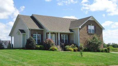 Ashland City Single Family Home Under Contract - Showing: 1267 Everwood Dr