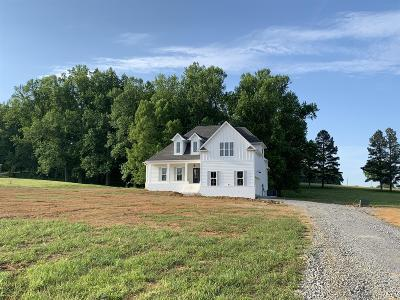Lebanon Single Family Home For Sale: 3190 Belotes Ferry Rd
