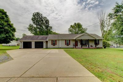 Clarksville Single Family Home For Sale: 2631 Cummings Circle