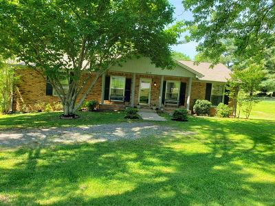 Clarksville Single Family Home For Sale: 2513 Independence Dr
