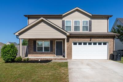 Murfreesboro Single Family Home For Sale: 2805 Painted Pony Dr