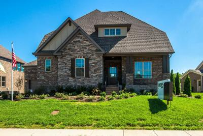 Nolensville TN Single Family Home Under Contract - Not Showing: $764,245