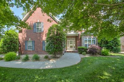 Spring Hill Rental For Rent: 1518 Charleston Park Dr