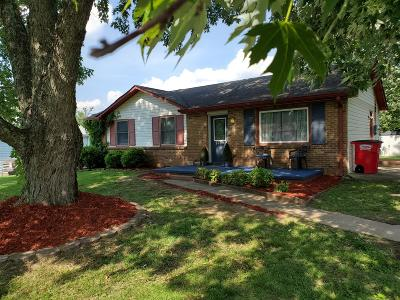 Single Family Home For Sale: 2729 Ann Dr