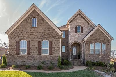 Nolensville TN Single Family Home Under Contract - Not Showing: $660,000