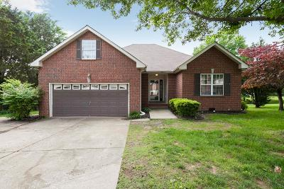 Wilson County Single Family Home For Sale: 1216 Kristopher Dr