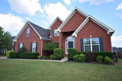 Murfreesboro Single Family Home For Sale: 2542 Patricia Cir