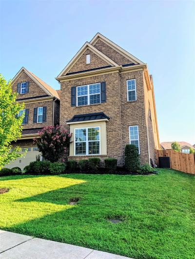 Mount Juliet TN Single Family Home For Sale: $449,000