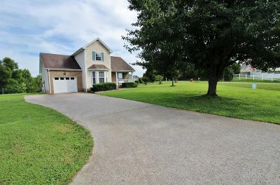 Clarksville Single Family Home For Sale: 1798 Cabana Dr