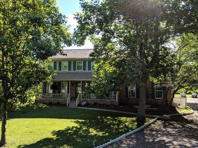 Smyrna Single Family Home For Sale: 239 Quail Ridge Rd