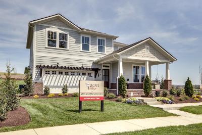 Maury County Single Family Home For Sale: 792 Ewell Farm Drive #351