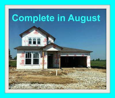 Maury County Single Family Home For Sale: 801 Ewell Farm Drive Lot 414
