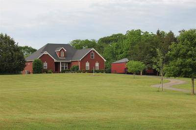 Single Family Home Active Under Contract: 9502 Link Rd