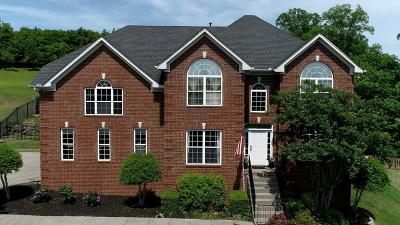 Hendersonville Single Family Home Under Contract - Not Showing: 122 Stillwater Trl