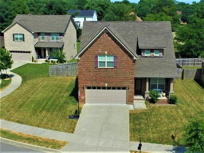 Gallatin Single Family Home For Sale: 1080 E Sagewood Dr