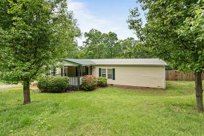 Cheatham County Single Family Home For Sale: 5631 Higdon Rd