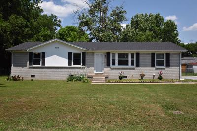 Murfreesboro Single Family Home For Sale: 2234 S Ranch Rd