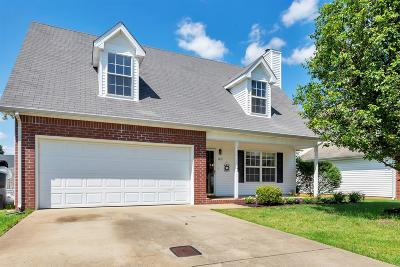 Murfreesboro Single Family Home For Sale: 1418 Amal Dr